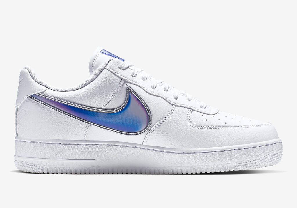 2b5c832168d9f Nike give their Air Force 1 Low the most subtle, modern take on a retro  look to date. Allowing sneaker heads a moment to go crazy, Nike will be  revamping ...
